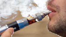 Ob mit oder ohne Nikotin: Keine E-Zigaretten mehr für Minderjährige