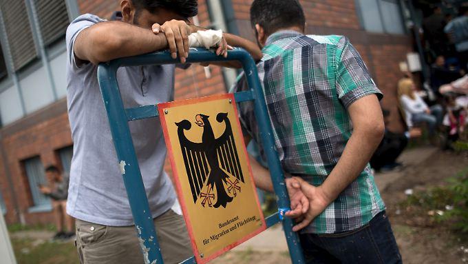 Die meisten Klagen gegen das Bamf stammen von Asylbewerbern aus Afghanistan.