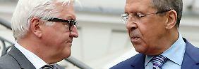 Streit um Fall Lisa: Lawrow will Steinmeier anrufen