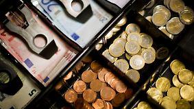 n-tv macht den Selbsttest: Ohne Bargeld geht fast nichts