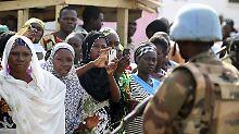 69 Fälle von sexueller Gewalt: Missbrauch durch UN-Soldaten bestätigt