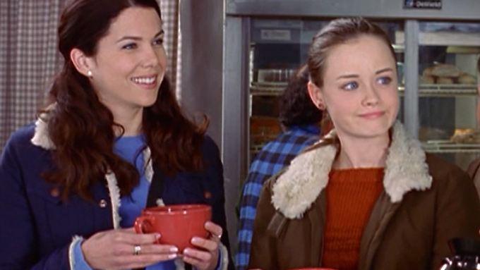 Fans des Mutter-Tochter-Duos dürfen sich auf neue Szene aus Stars Hollow freuen.