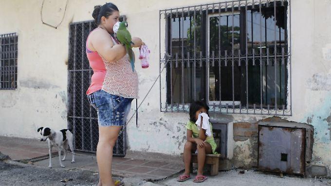 Das Zika-Virus ist vor allem für schwangere Frauen gefährlich. Es soll Fehlbildungen bei Ungeborenen verursachen.