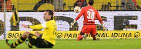 Glück im Unglück: Das Eigentor von BVB-Kapitän Mats Hummels gegen Ingolstadt zählt nicht.