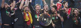 Deutsches EM-Märchen: Junge Wilde krönen ihren Handball-Rausch