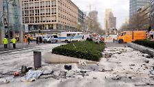 Todesfahrt durch die Hauptstadt: Unbeteiligter stirbt bei Straßenrennen in Berlin