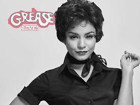 "So wie in ""Grease"" hat man Hudgens zuvor noch nie gesehen."