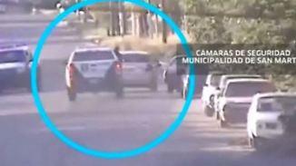 Frau mit Baby schwer verletzt: Polizei und Jugendliche liefern sich wilde Verfolgungsjagd
