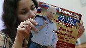 Kreml-Fans aufgepasst: Das ist der neue Putin-Kalender