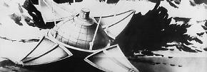 """""""Der Mond spricht jetzt Russisch"""": Die weiche Landung der Luna 9"""