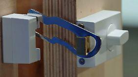 leichtes spiel f r einbrecher jede zweite t rsicherung versagt n. Black Bedroom Furniture Sets. Home Design Ideas