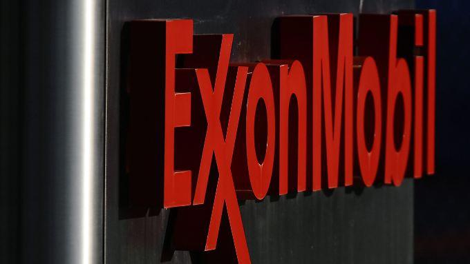 Der größte Ölkonzern nach Börsenwert: Exxon Mobil.
