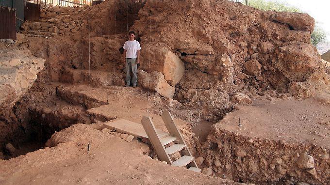 Vor 15 Jahren wurde die Karsthöhle bei Tel Aviv zufällig entdeckt.