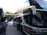 Von Rio bis nach Lima: Längste Busstrecke der Welt eröffnet