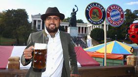 Arturo Vidal ist offenbar doch nicht so trinkfreudig, wie einige Medien in den vergangenen Tagen berichteten.