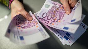Kampf gegen Terror und Geldwäsche: Bundesregierung erwägt 5000-Euro-Grenze für Barzahlungen
