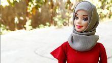 "Barbie mit Kopftuch: ""Hijarbie"" wird Instagram-Hit"