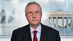 """Forsa-Chef Güllner zu Umfragen: """"Es gibt ein großes Problem für Merkel: die CSU"""""""
