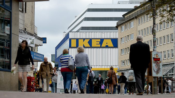 Ikea reagiert bereits jetzt auf den Trend zum Online-Möbelhandel.
