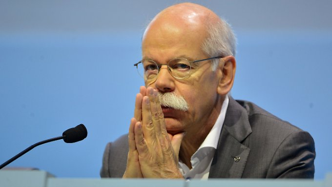 Branchenkenner skeptisch: Absatz von Daimler soll auch 2016 weiter steigen