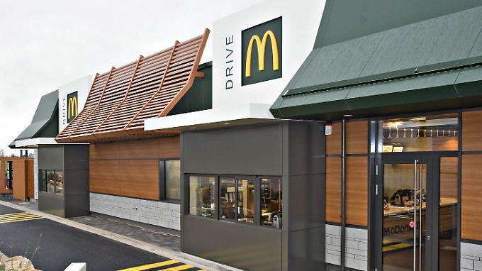 McDonald's versucht, mit einem grüneren Image zu punkten.