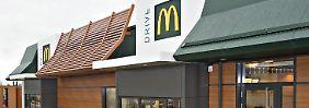 McDonald's versucht, mit einem grüneren Image zu werben.