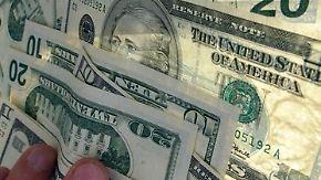 US-Dollar unter Druck: Nächste Zinsanhebung der Fed könnte ausbleiben