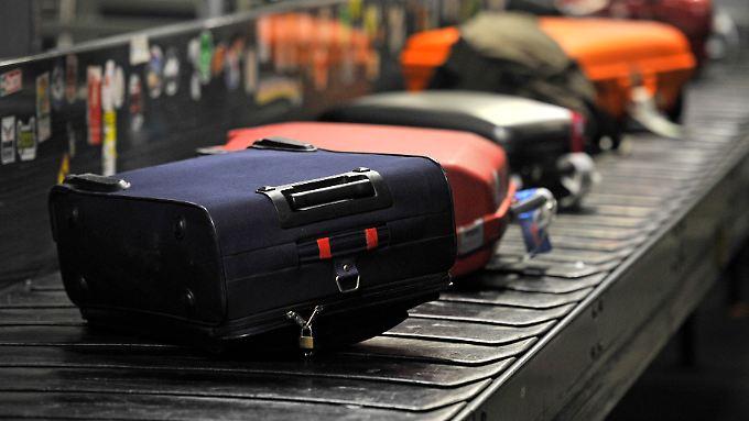 Wenn der Koffer Koffer verloren geht, bedeutet das für den Reisenden viel Stress.