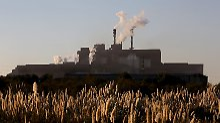 ArcelorMittal-Werk in Fos-sur-Mer nahe Marseille.