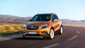 Vergleich mit dem Mazda CX3: Der Opel Mokka riskiert eine dicke Lippe