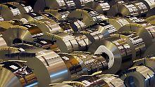 Auch Thyssenkrupp-Aktie unter Druck: Arcelormittals Geldnot belastet Stahlsektor