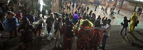 """""""Übliches Chaos"""" an Karneval: Polizei überprüft Vergewaltigungs-Verdacht"""