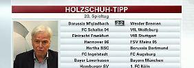 """Holzschuh tippt den Spieltag: """"Vielleicht macht's der Kampfgeist der Hamburger aus"""""""