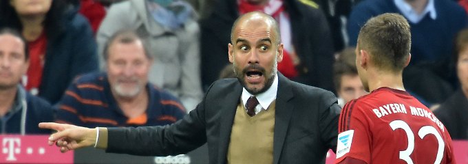 Kein Respekt, keine Fußballfragen: Bayerns Guardiola motzt und leidet