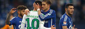 FC Schalke - VfL Wolfsburg 3:0 (2:0)