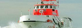Deutsch-dänische Rettungsaktion: Fischer sterben in der Ostsee vor Fehmarn