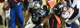 LIVETICKER: Wer gewinnt den 50. Super Bowl?: Denver Broncos sind Super-Bowl-Sieger 2016
