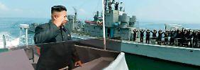 """Raketenstart in Nordkorea: USA fordern """"beispiellose"""" Sanktionen"""