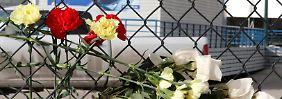 Mitternächtliche Fahrt: Zwillinge sterben auf olympischer Bobbahn