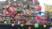 Die Düsseldorfer Narren thematisieren die Silvesternacht in Köln.