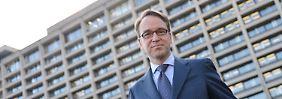Bundesbank-Kritik: Weidmann: EU ist nicht konsequent genug
