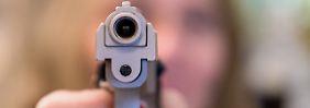 21.000 neue Waffenscheine: Deutsche rüsten auf