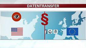 Freihandelsabkommen mit den USA: Was TTIP für persönliche Daten im Internet bedeutet
