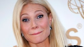 Gwyneth Paltrow hat mit Coldplay-Frontmann Chris Martin zwei Kinder.