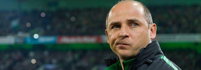 """""""Bielefeld hat letzte Saison auch das Halbfinale erreicht"""": Viktor Skripnik."""