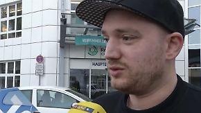 """Augenzeuge des Zugunglücks in Bayern: """"Man hat Leute um Hilfe schreien hören"""""""