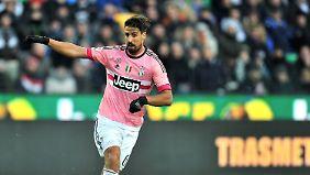 Sami Khedira steht nach seiner Verletzungspause wieder vor dem Comeback bei Juve.