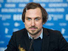 Auch der deutsche Schauspieler Lars Eidinger ist Mitglied der Berlinale-Jury 2016.