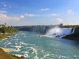 Bauarbeiten beeinflussen Sightseeing: Werden die Niagarafälle trockengelegt?