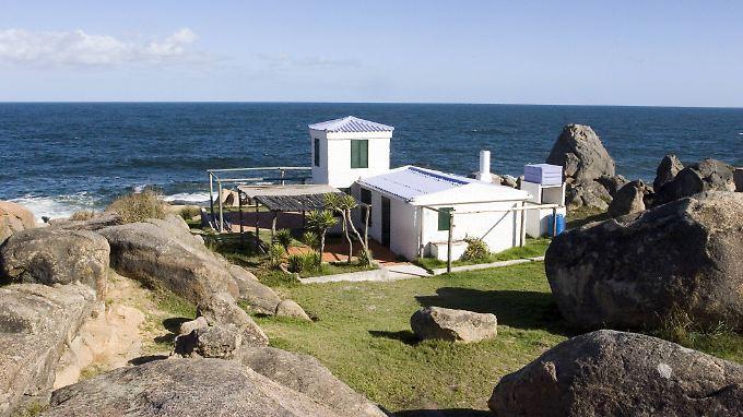 Ohne Strom - aber mit einzigartigem Meerblick: Cabo Polonio.